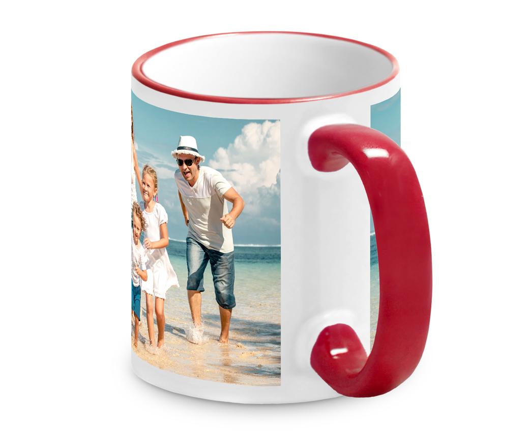 печать картинки на чашке